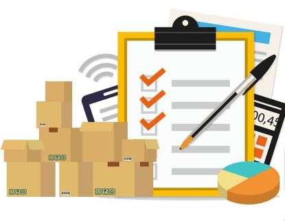 نرم افزار مدیریت موجودی محصولات