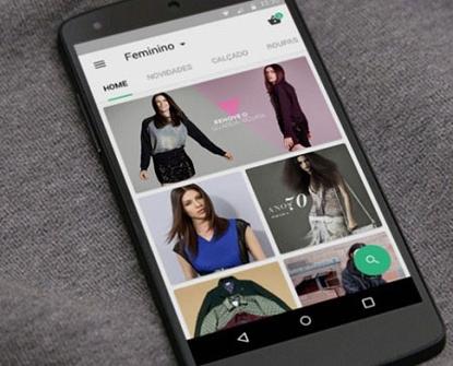 تصویر سورس اپلیکیشن موبایل فروشگاه ناپ کامرس (اندروید+IOS)