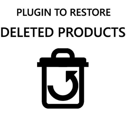 مدیریت محصولات حذف شده - تنظیمات