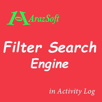فیلتر موتور جستجو