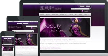 تصویر 1 تم ناپ کامرس - Beauty-responsive-theme-for-nopcommerce