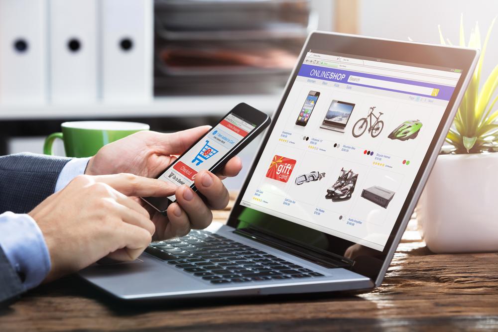 عوامل موثر در طراحی وب سایت تجاری