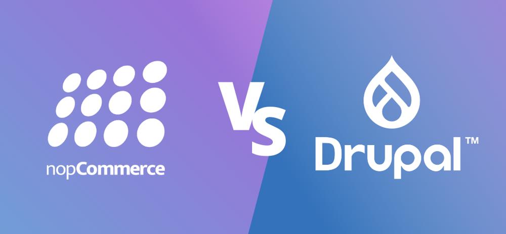 nopCommerce یا Drupal Commerce: کدام یک برای تجارت شما مناسب است؟