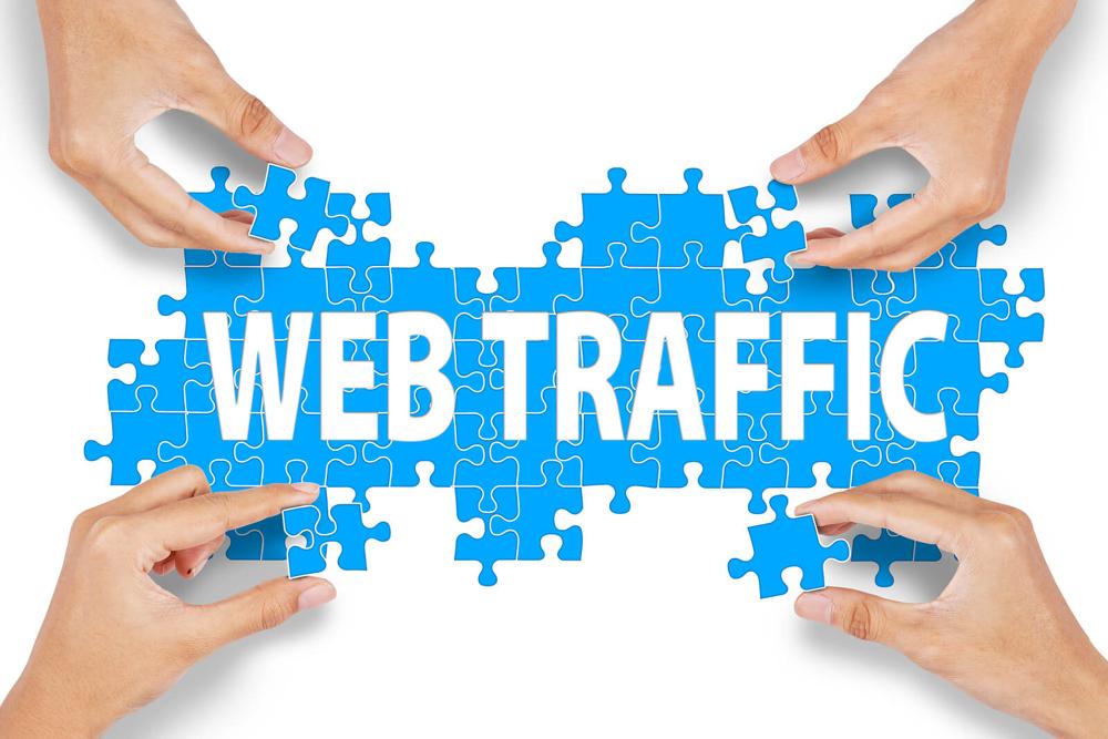 10 روش افزایش ترافیک وب سایت