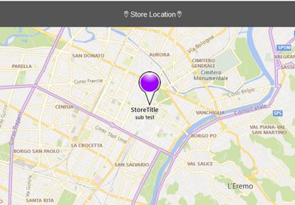 تصویر نقشه فروشگاه (لوکیشن)