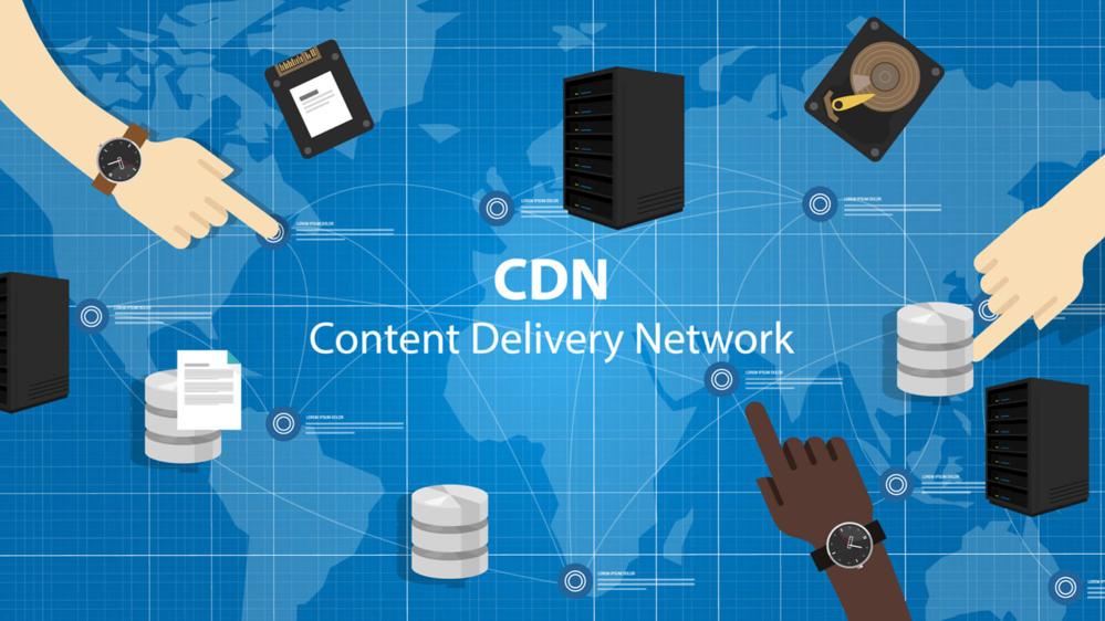 CDN یا شبکه تحویل محتوا چیست؟