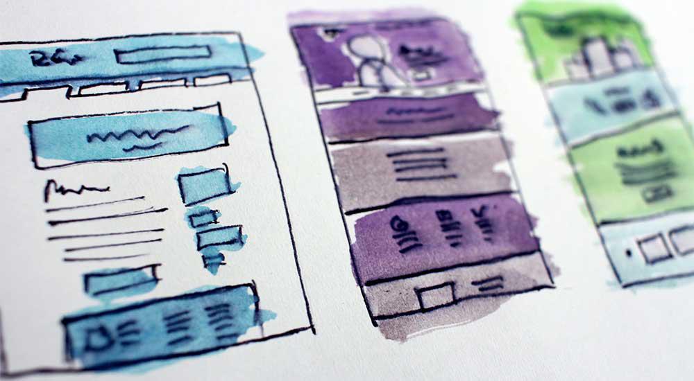 اصول طراحی صفحه اول یک سایت چیست؟