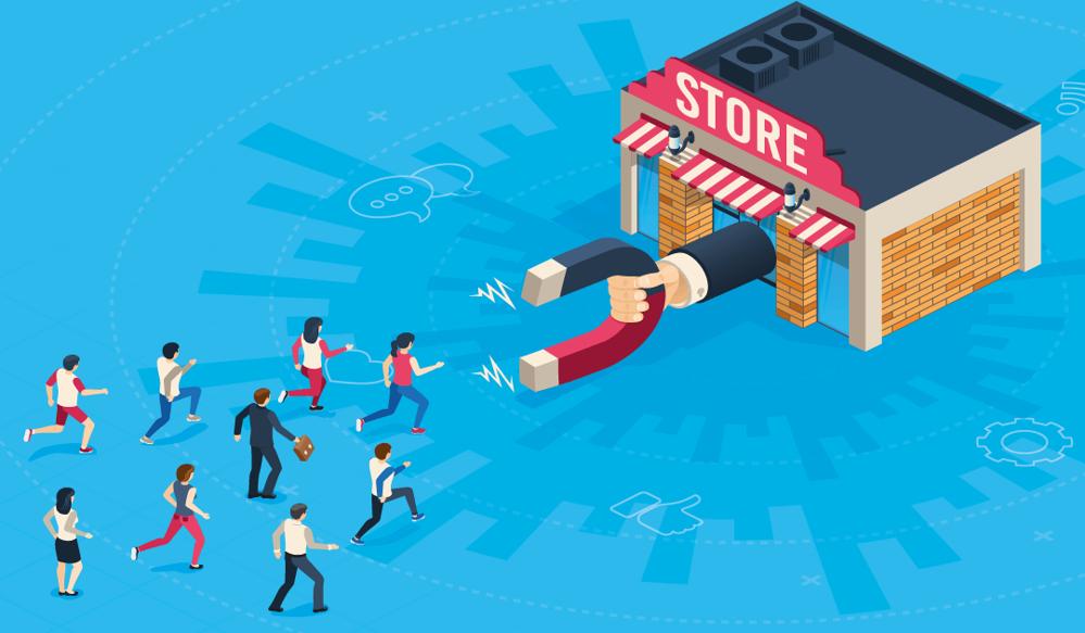 روش های طلایی برای جذب مشتریان محلی
