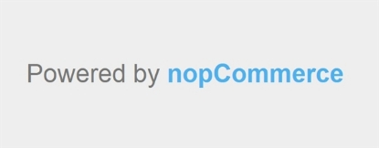 تصویر حذف Powered By NopCommerce