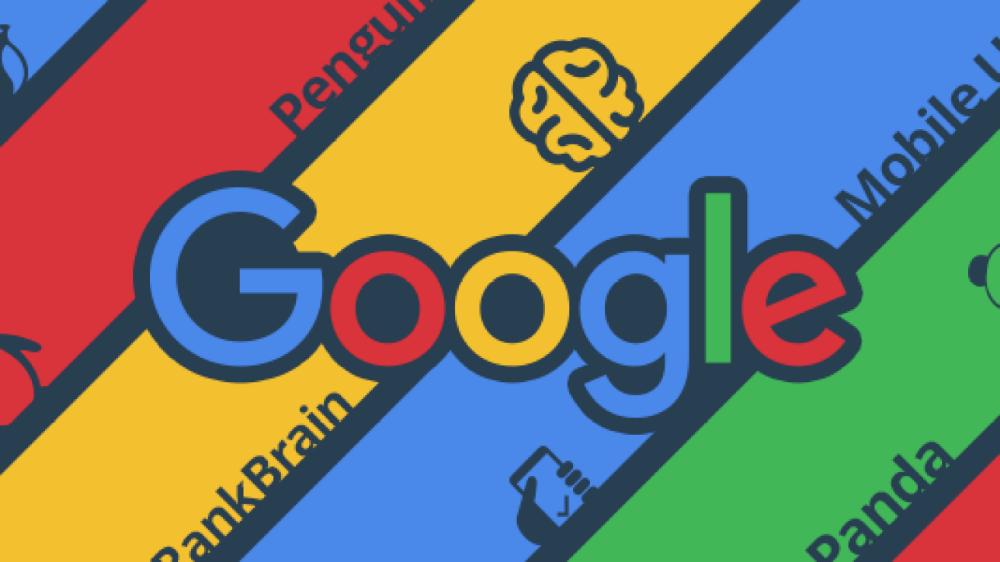 همه چیز در مورد الگوریتم های گوگل