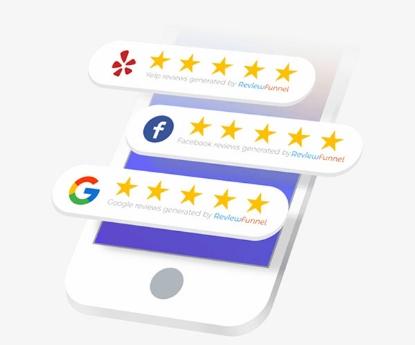 تصویر نظرات کاربران (google customer reviews)