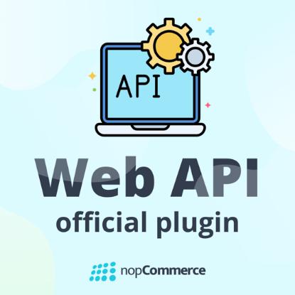 تصویر WEB API رسمی ناپ کامرس